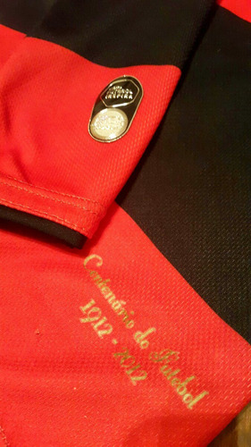 camiseta flamengo original de brasil sin uso