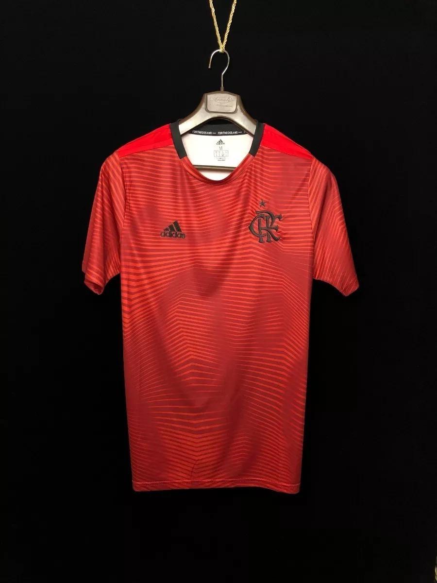 cd27e2b549531 camiseta flamengo pre jogo treino 2019/20 - envio imediato! Carregando zoom.