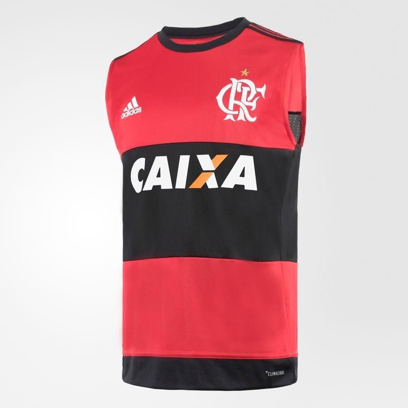 camiseta flamengo regata modelo oficial adidas adulto. Carregando zoom. 52a2439baed70