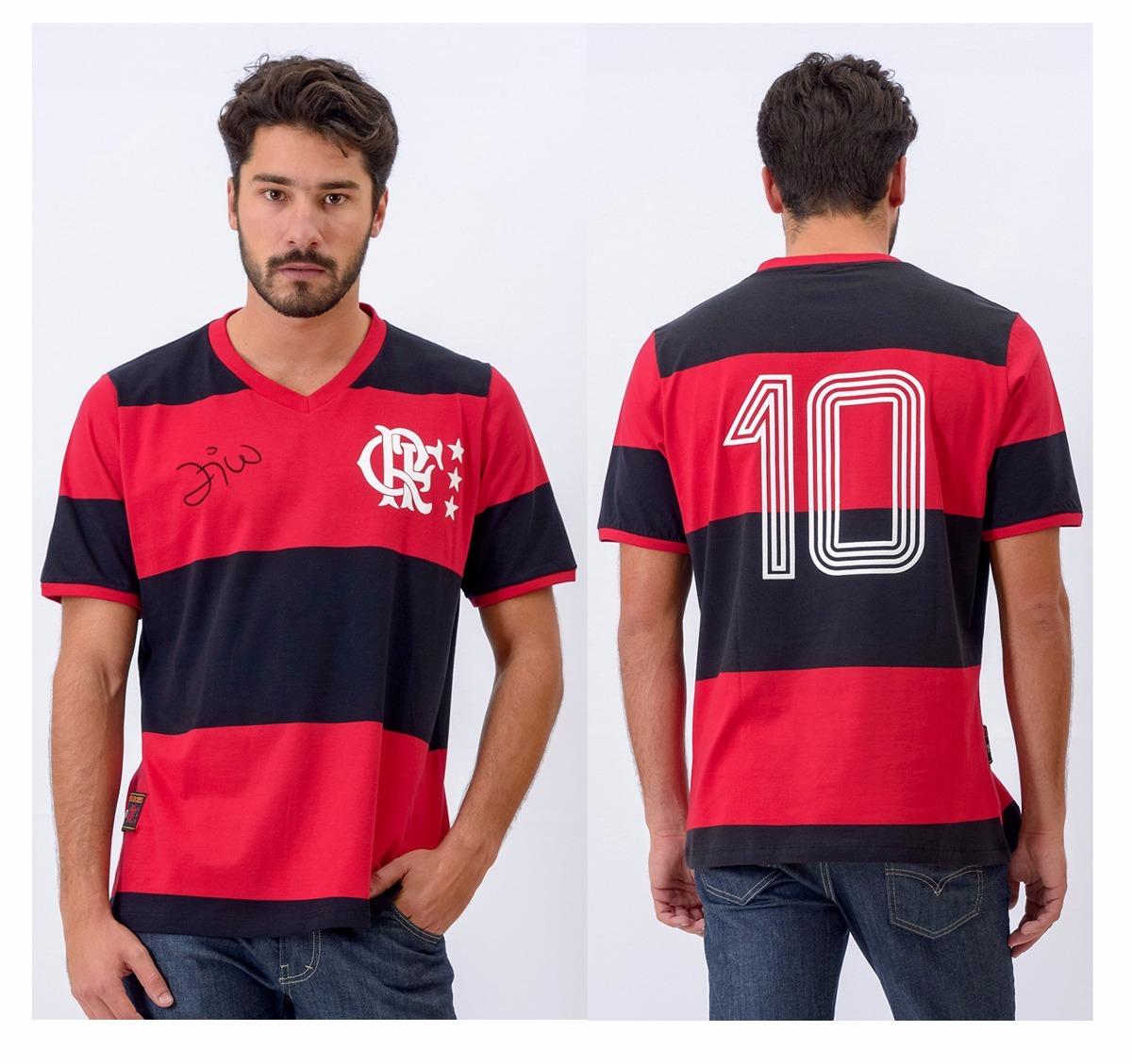 ebf8731ddd camiseta flamengo retro zico campeão mundial 81 original. Carregando zoom.