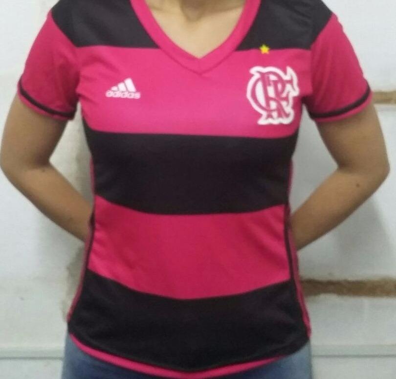8c366ad4ef348 camiseta flamengo rosa (personalizada). Carregando zoom.