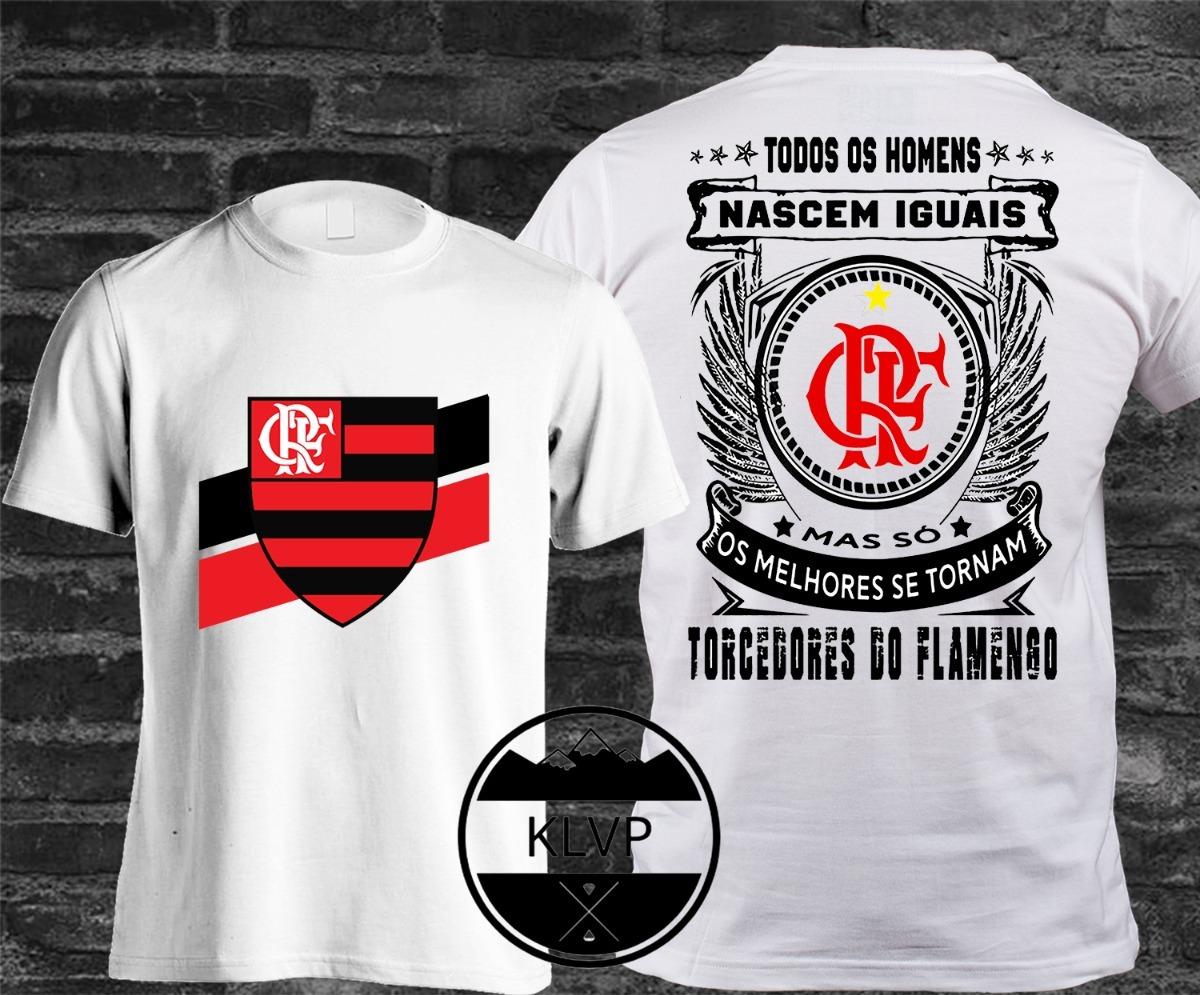 Camiseta Flamengo Todos Os Homens Nascem Iguais Os Melhores - R  65 ... 7aebcdcc68031