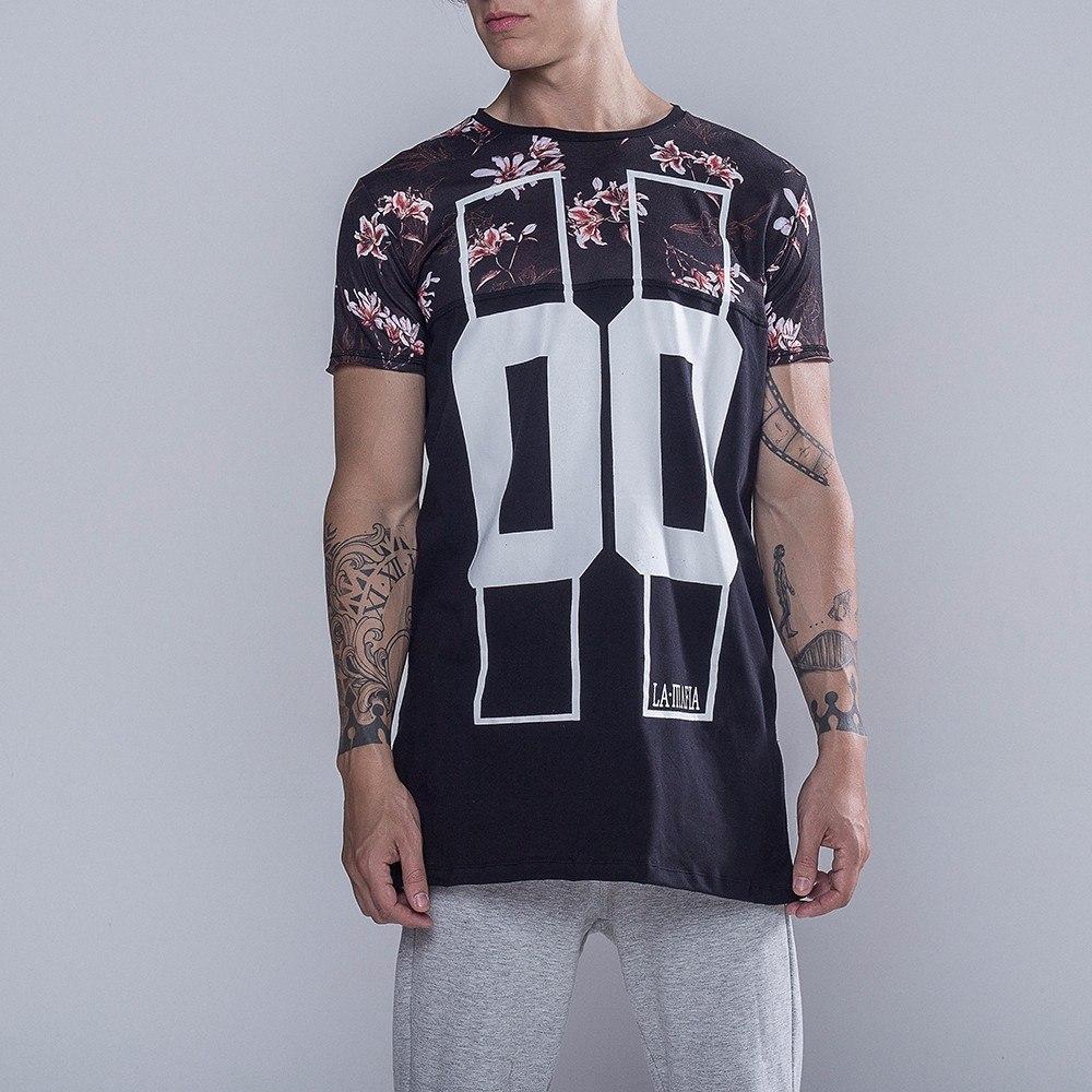 abfd232d2 Camiseta Flower 00 La Mafia - Original - R  187