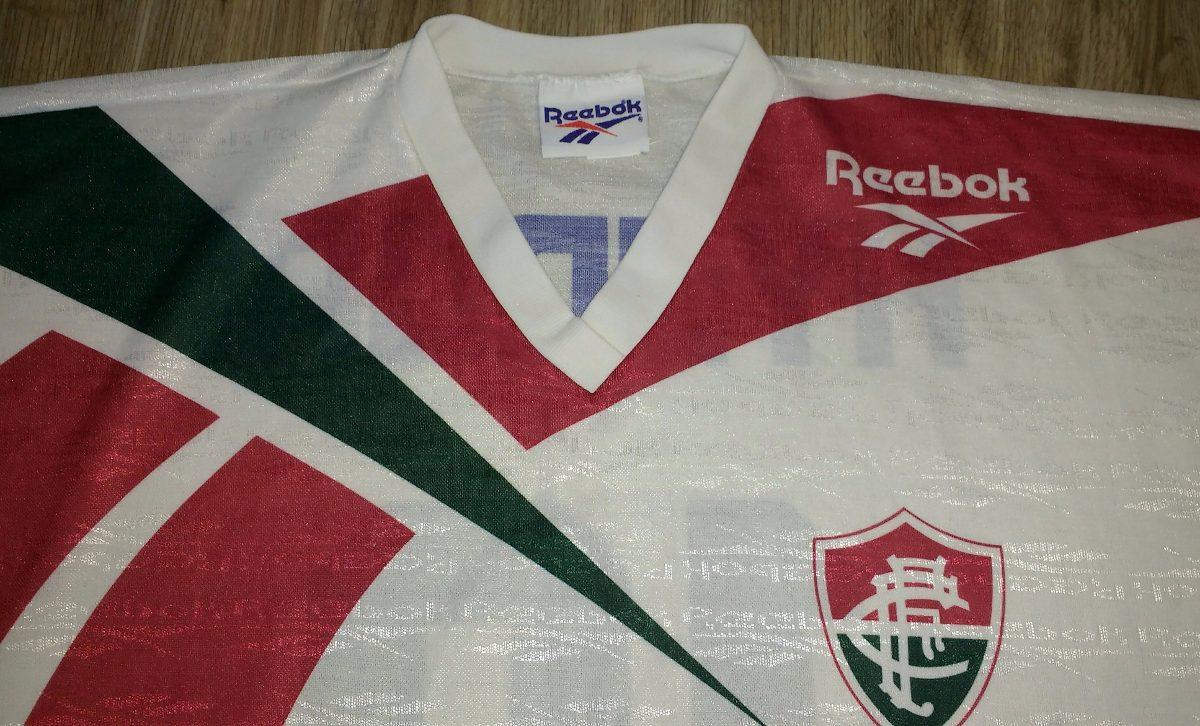 08f49e0f4e camiseta fluminense campeão 1995 100% original reebok - 43. Carregando zoom.