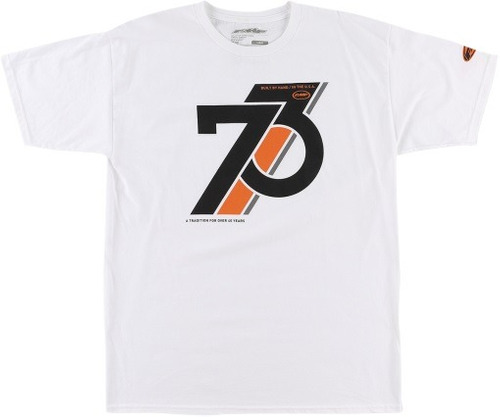 camiseta fmf racing tradition masc. manga curta lg