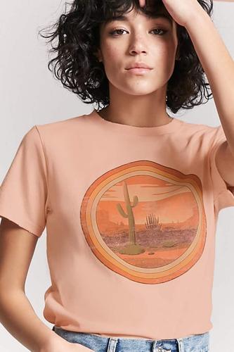 camiseta forever 21