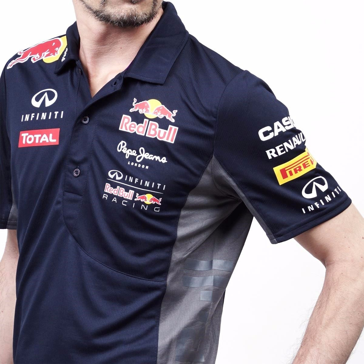 camiseta formula 1 camisa polo oficial red bull racing linda r 149 99 em mercado livre. Black Bedroom Furniture Sets. Home Design Ideas
