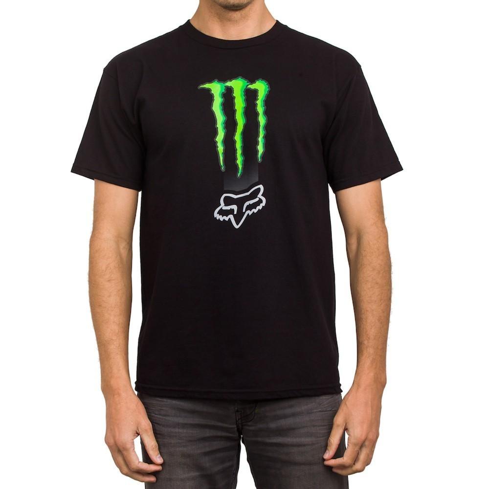 Camiseta Fox Monster Zebra - Cor Unica - R  129 004c1c88ad1