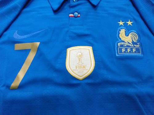 camiseta francia 2019 eurocopa