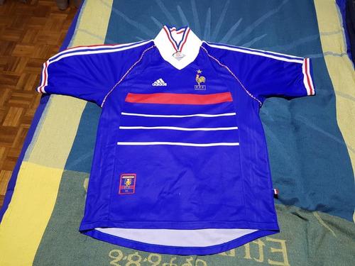 camiseta francia futbol mundial