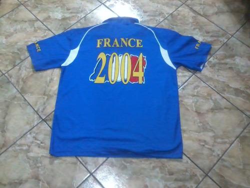 camiseta francia /portugal 2004