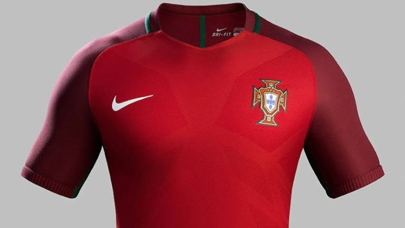 camiseta franela a1 portugal local eurocopa 2016 cr7. Cargando zoom. 7325a08242ad3