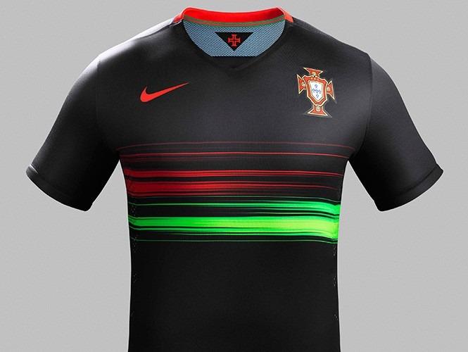 638485fc96 Camiseta Franela A1 Portugal Visitante Eurocopa 2016 Cr7 - Bs. 0