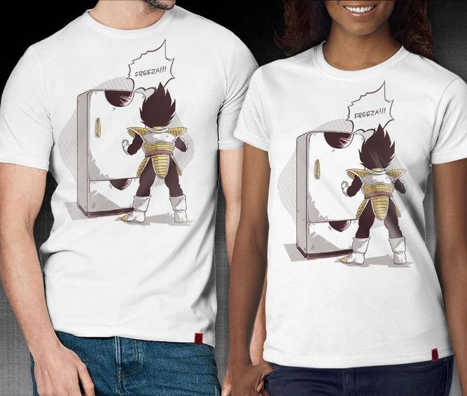 Camiseta Freeza - Redbug (feminina) - R  39 0019b28bf73eb