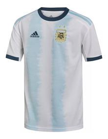 Camiseta Afa On Sports Fútbol Adidas Argentina Niños 2019 Ib6gm7Yfyv