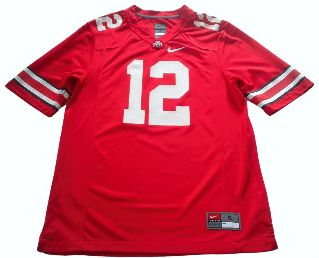 296bf53d6edc3 camiseta futbol americano universidad ohio state nfl talle m · camiseta  futbol americano. Cargando zoom.
