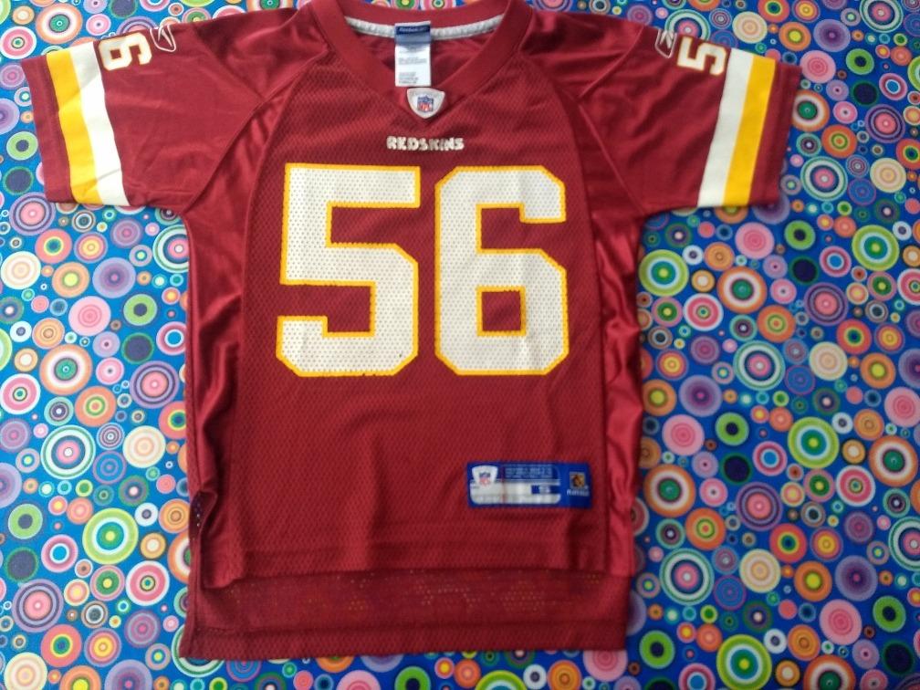 camiseta futbol americano nfl  56 usa redskins talle s small. Cargando zoom. 7e2304acdc693