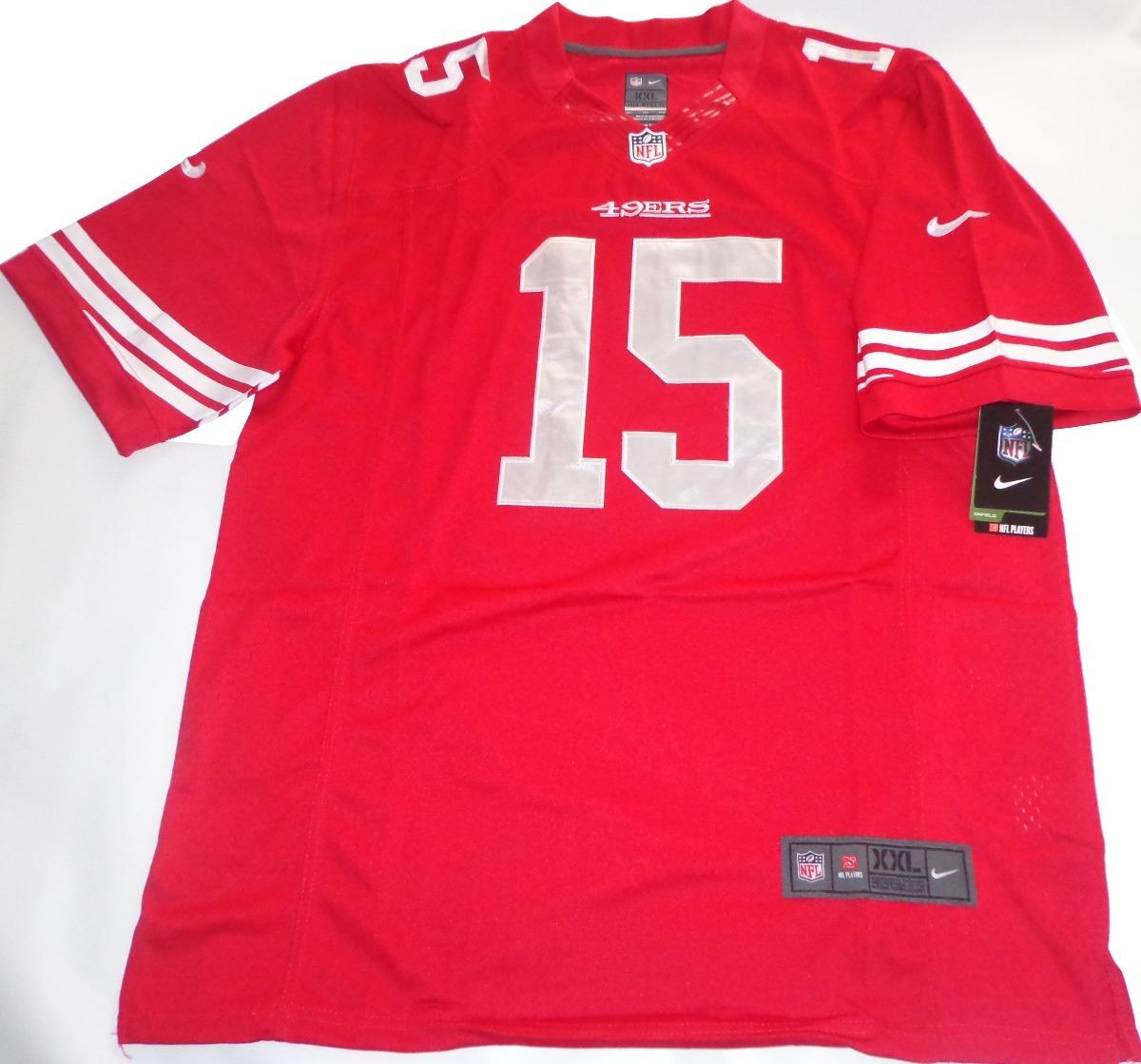 7fb1de1f1a1fa camiseta futbol americano san francisco 49ers usa nike nfl. Cargando zoom.