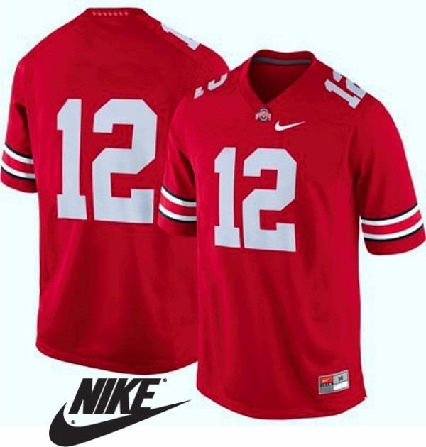 Camiseta Futbol Americano Universidad Ohio State Nfl Talle M -   799 ... 73f914ca860