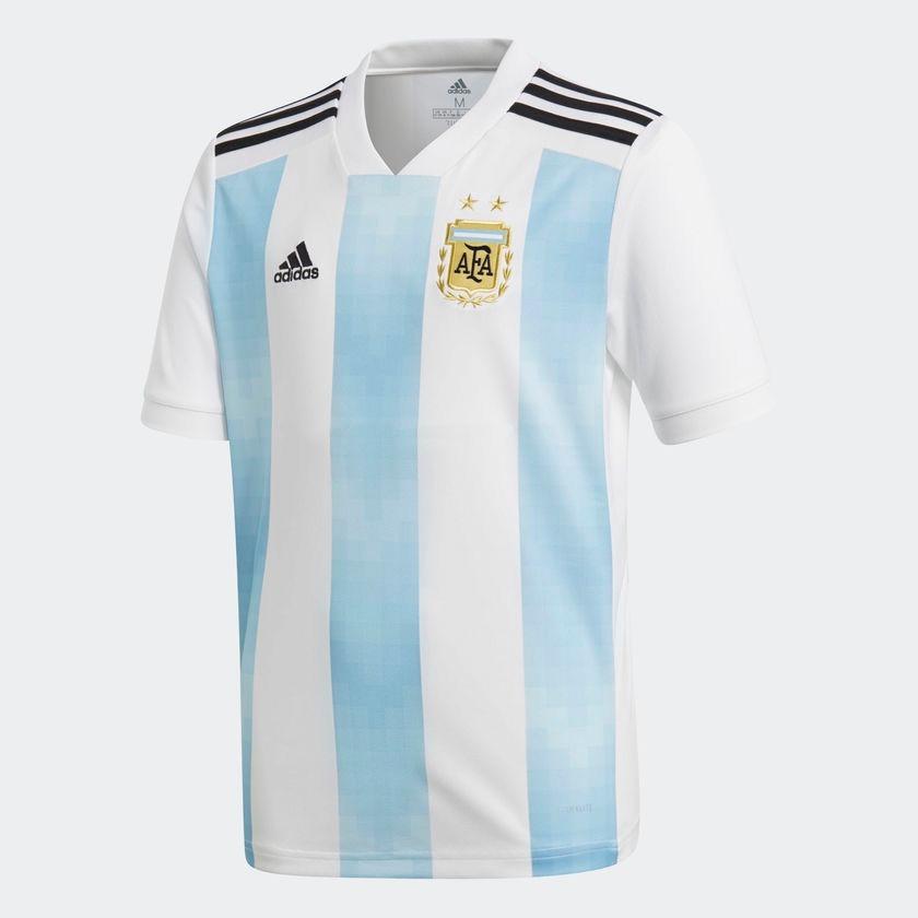camiseta futbol argentina 2018 adidas original mundial 2018. Cargando zoom. 62f27b625b96e
