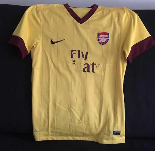 fccc528a75 camiseta futbol arsenal inglaterra nike alternativa camiseta futbol arsenal