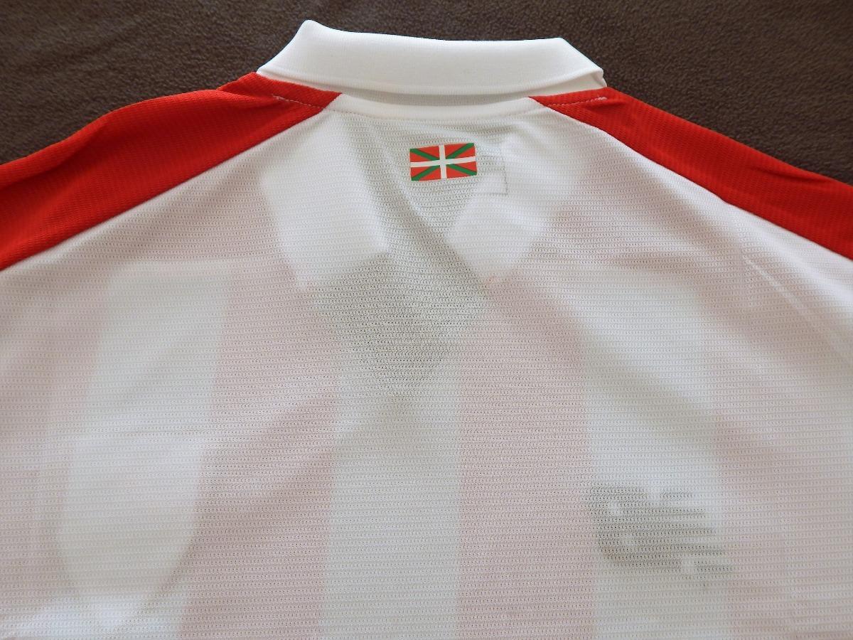 33f8eabf4116f camiseta futbol athletic bilbao vizcaya original euskadi. Cargando zoom.