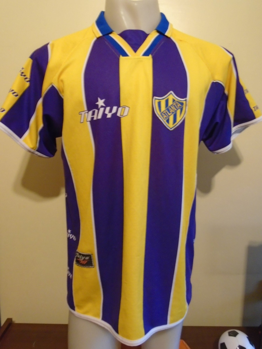 Camiseta Fútbol Atlanta Taiyo 2000 T. L Argentina -   1.750 e056170232ffd