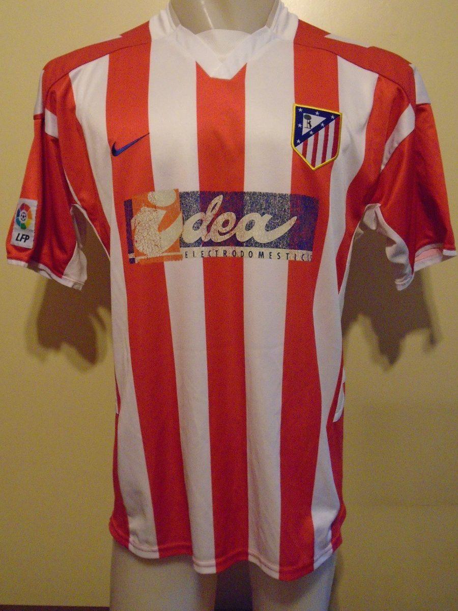 camisetas de futbol Atlético de Madrid precio