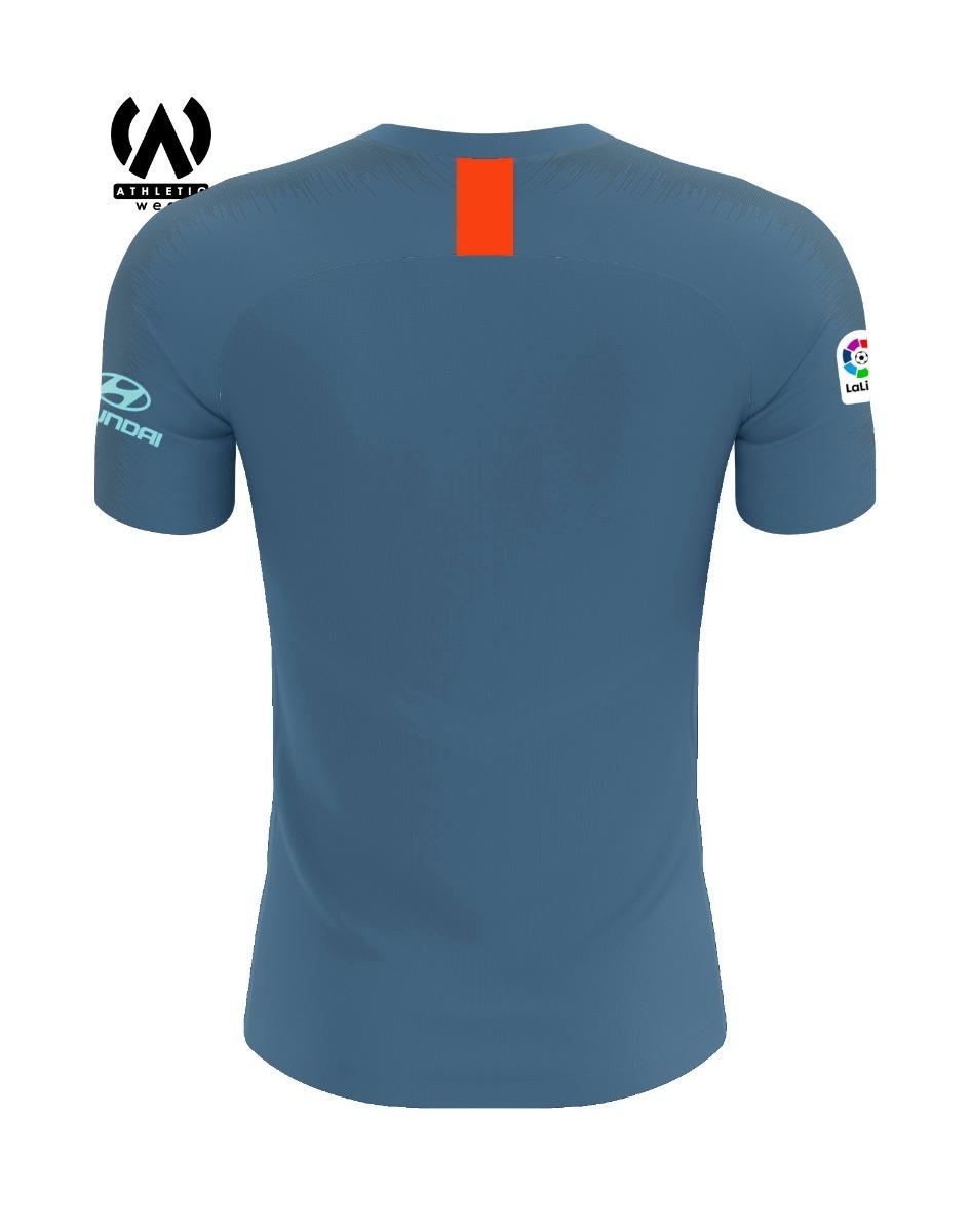 54f72773375c4 Camiseta Fútbol Atlético De Madrid 2018 2019 Alternativa -   950