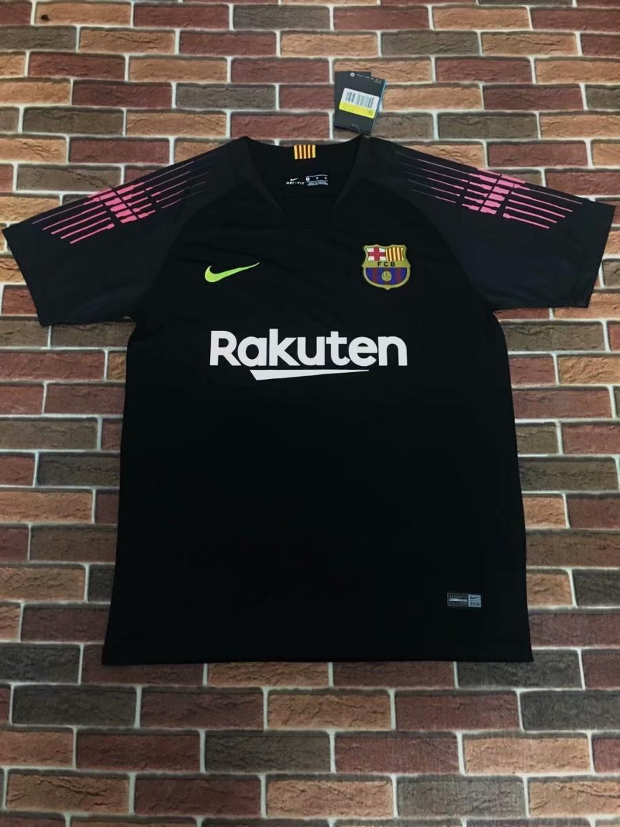 Camiseta Fútbol Barcelona 2018 2019 Arquero Ter Stegen Xl -   23.500 ... e42e8f6ed56