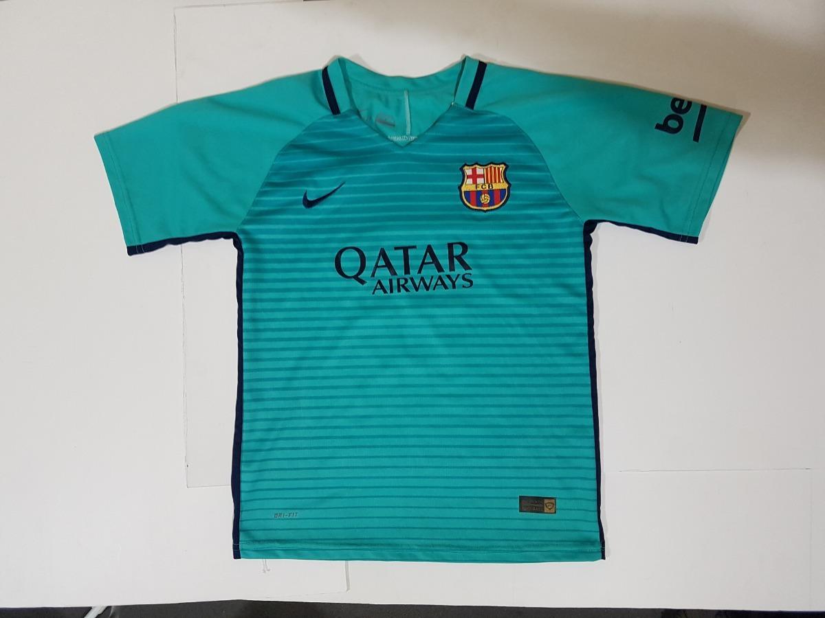 camiseta futbol barcelona talle 16 de niño ----replica. Cargando zoom. a7e51177df8