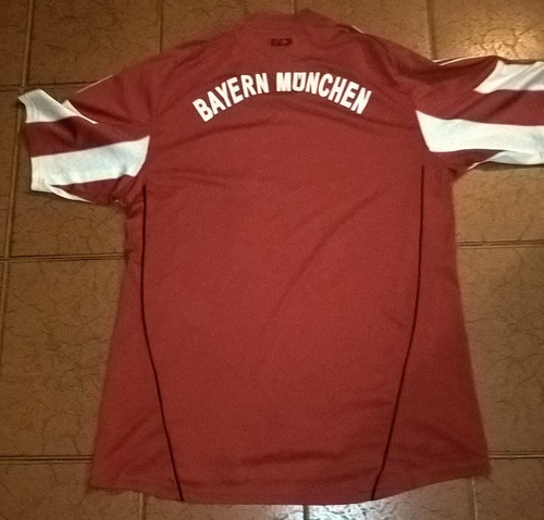 camiseta fútbol bayer munich