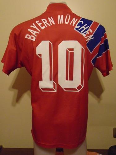 camiseta fútbol bayern munich