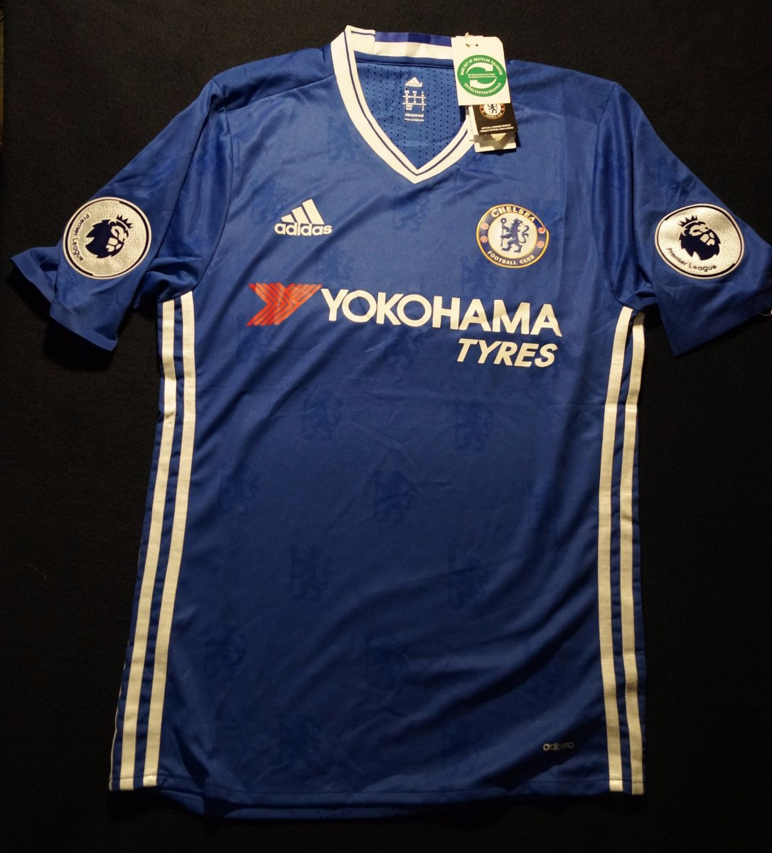 official photos 8a84d 1589d 2016 Adidas Cargando 17 Zoom Camiseta Local Chelsea Fc Futbol qgOwAqz6ZF