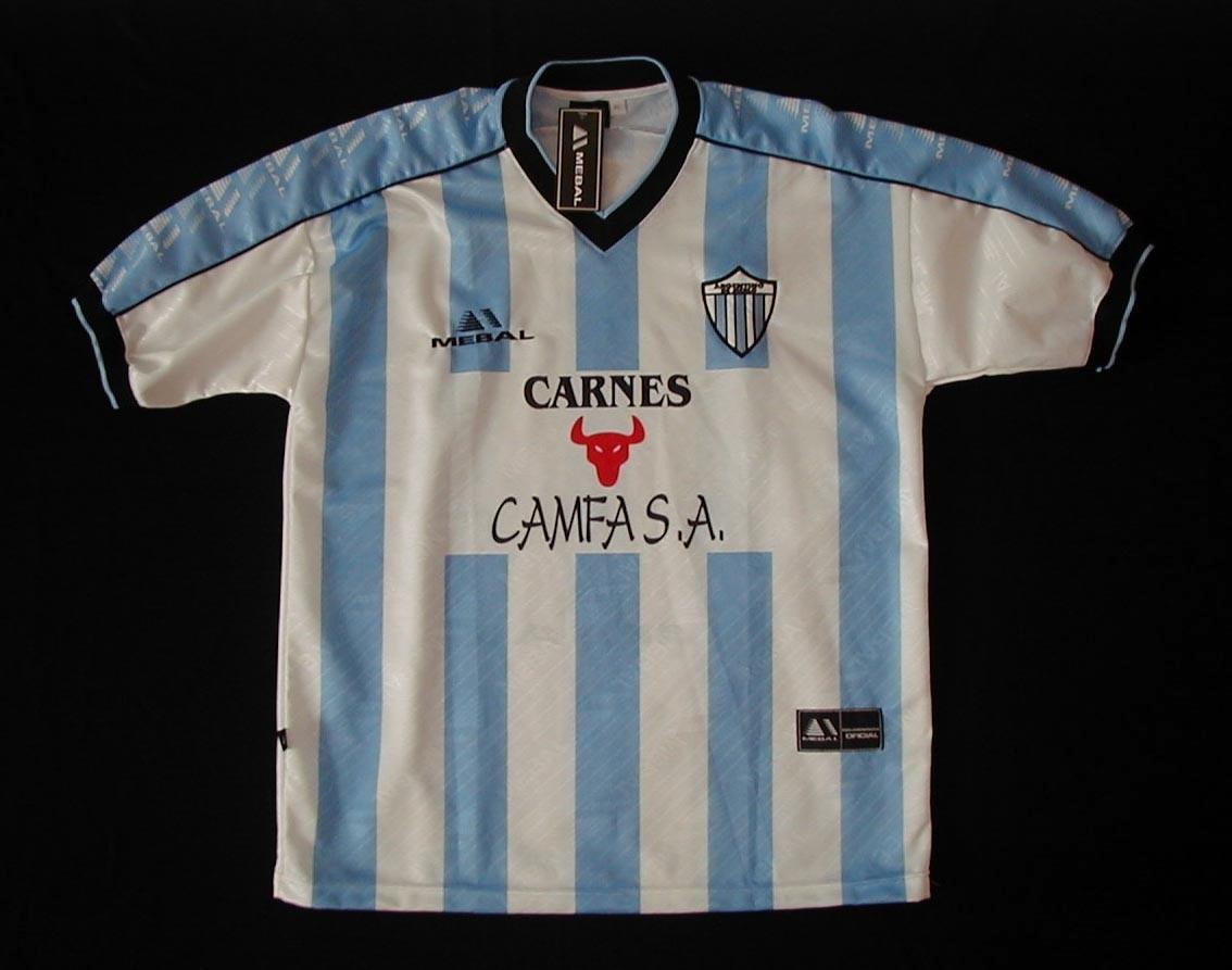 07f8881731e93 Camiseta Mebal De Futbol Club Argentino De Merlo -   750