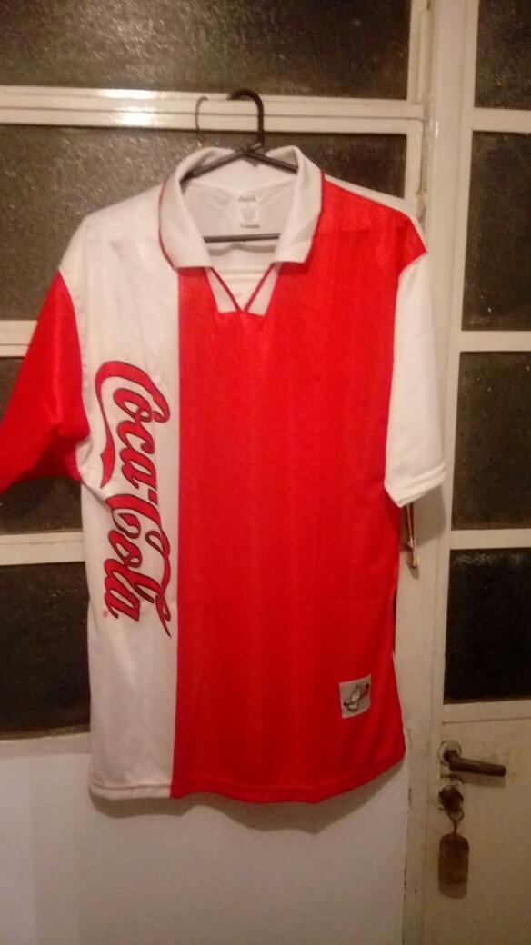 Camiseta Futbol Coca Cola -   500 5f52bbe3e3250