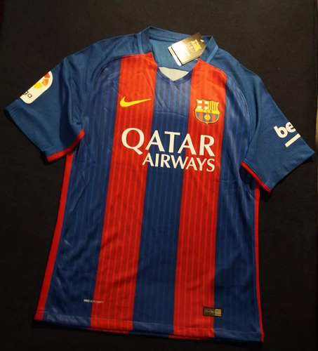 camiseta futbol fc barcelona nike 2016-17 local