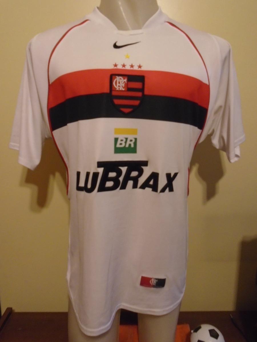 2005 Selección Camiseta 2004 10 Nike Brasil Flamengo Fútbol wXqU0Xv