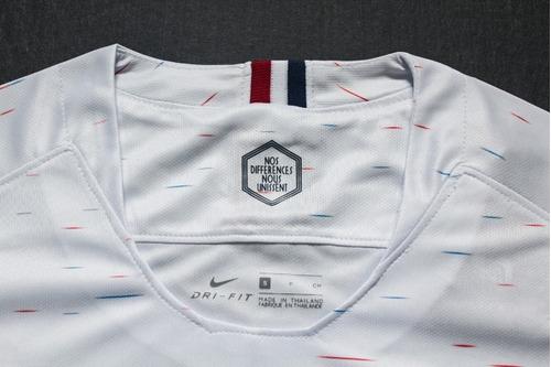 camiseta fútbol francia