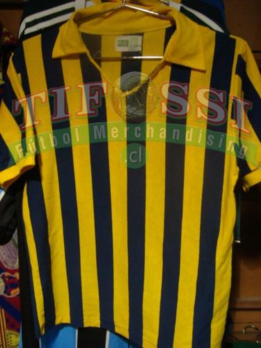 camiseta futbol generos años 60  en  tifossi