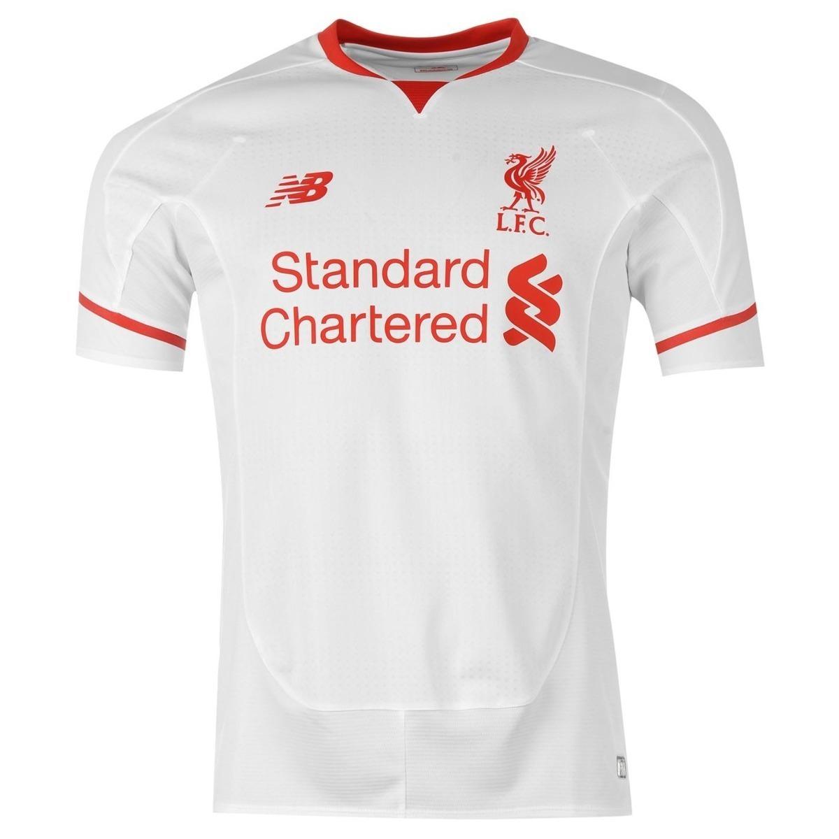 camiseta fútbol liverpool fc original. Cargando zoom. 9ad09b65083b8