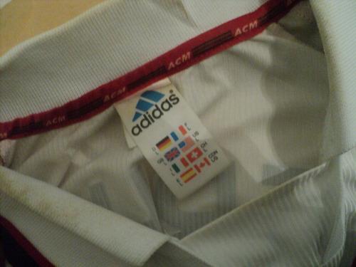 camiseta futbol milan