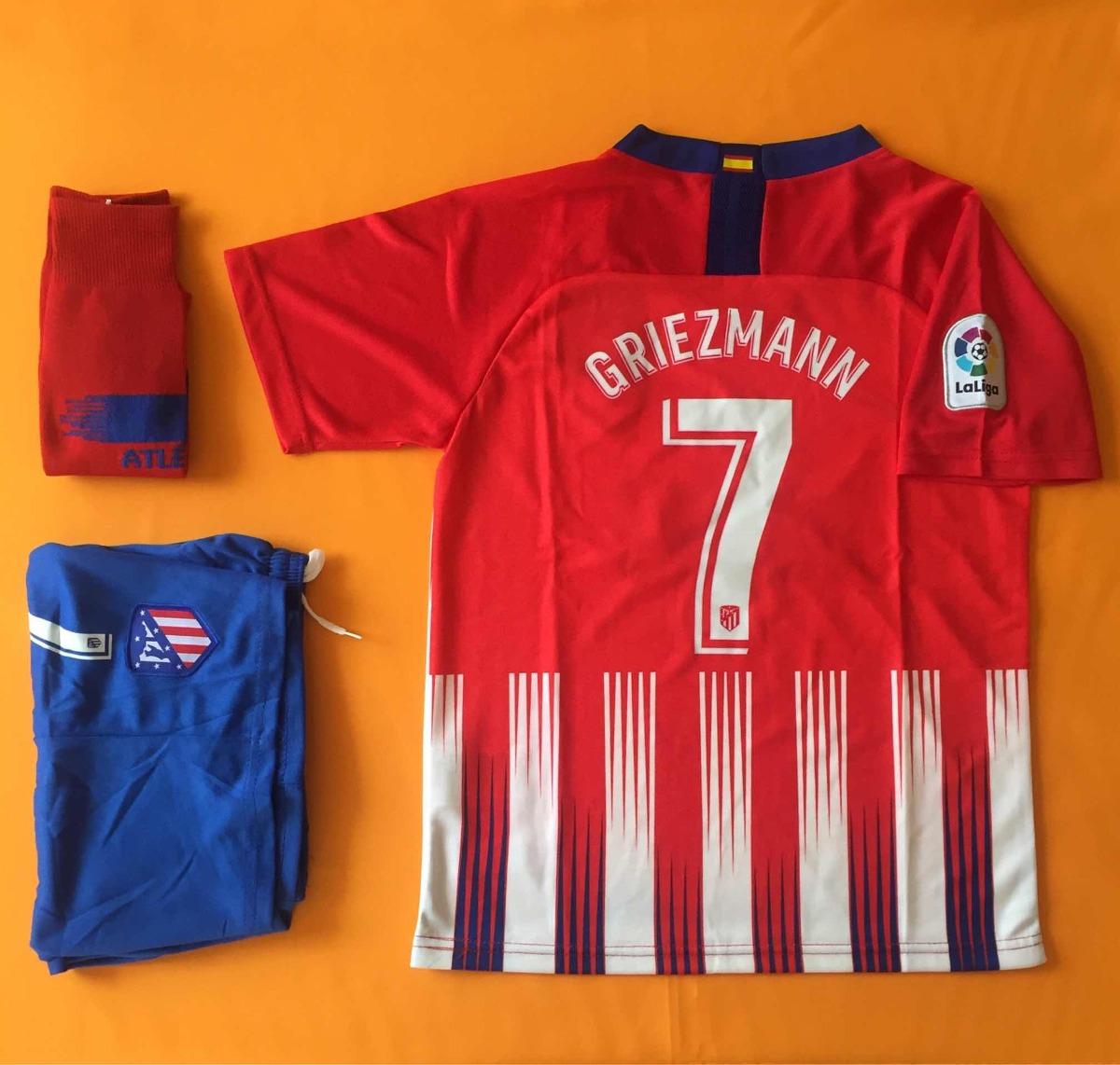 15a29d5d1995d Camiseta Fútbol Niño Atlético Madrid - Es Como Un Dios -   24.990 en ...