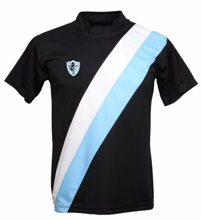 Camiseta Futbol Numerada Yakka Senior Negro Rapida Entrega -   405 ... 599593e4d9a14