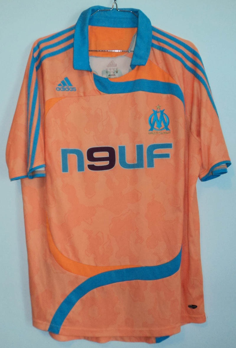 camisetas de futbol Olympique de Marseille futbol