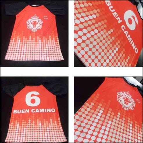 f4fb5187c2435 Camiseta Futbol Personalizada Con Tu Diseño Sublimada Club -   399 ...