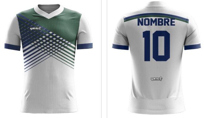 Camiseta Futbol Personalizada Yakka Short Hombre Pack 14 -   14.560 ... d49c932648a12