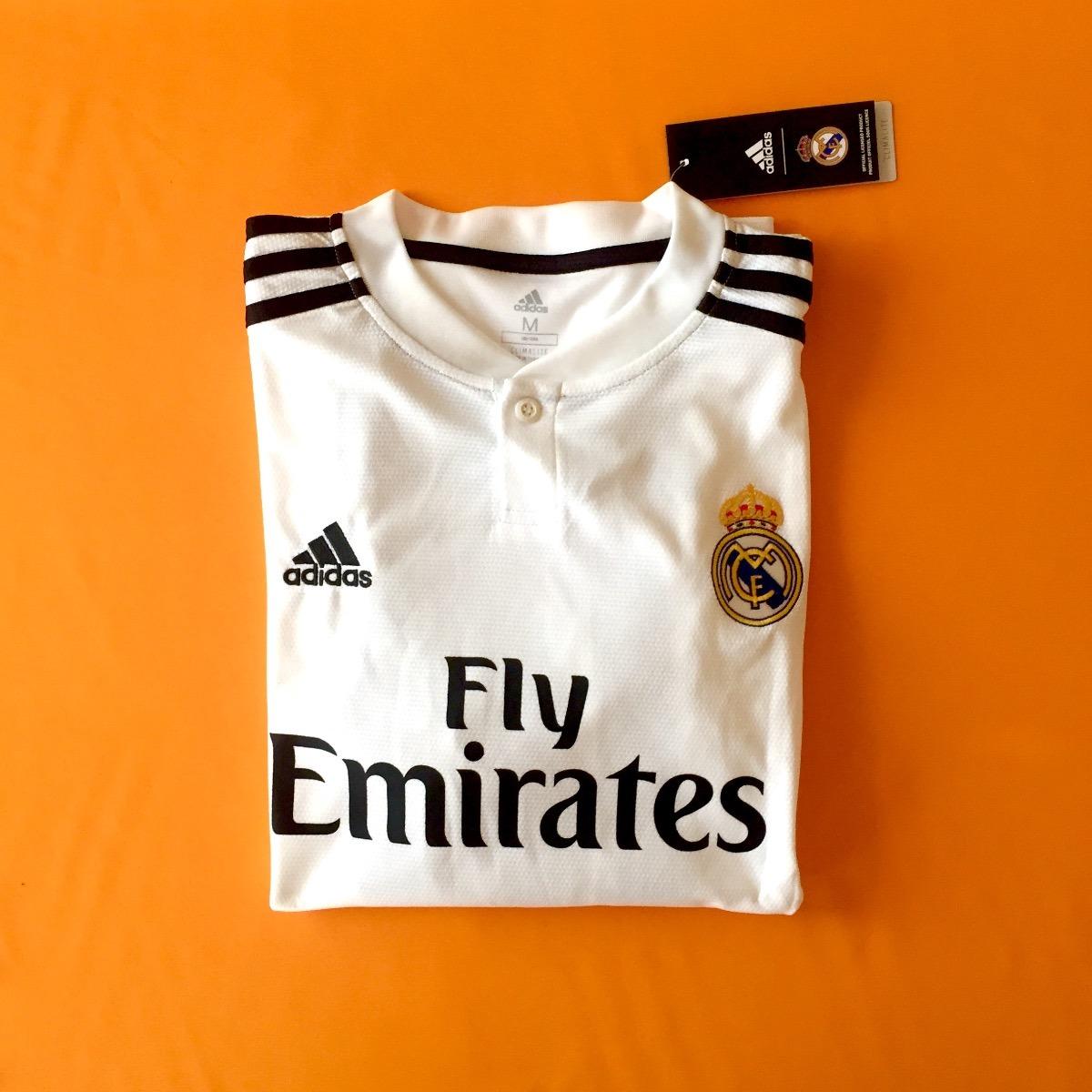 e46a52c514b59 Camiseta Fútbol Real Madrid - Es Como Un Dios -   23.290 en Mercado ...
