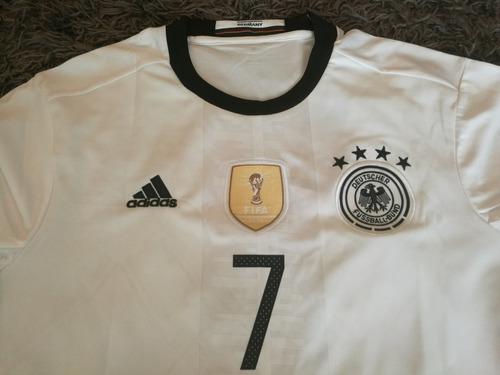 camiseta futbol seleccion alemania