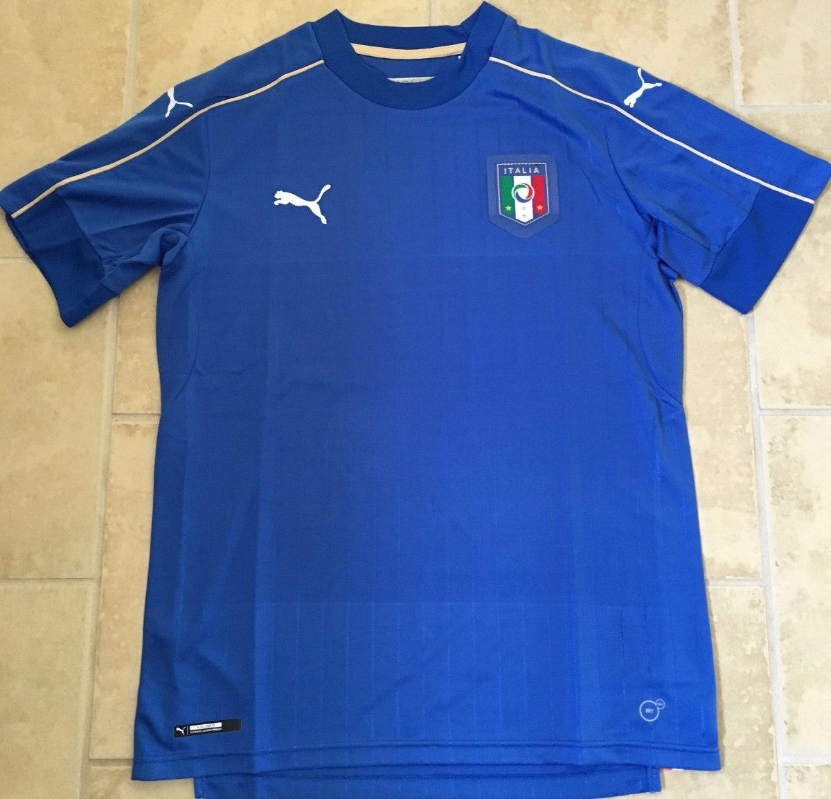 9318b173ec Camiseta Fútbol Selección Italia 2016 Versión De Local -   22.000 en ...